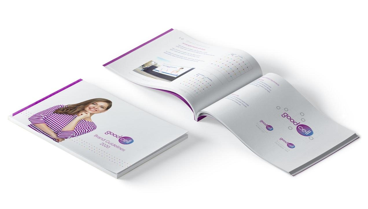 envisioner studio brandbook guidelines