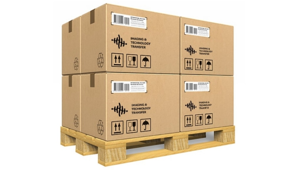 Imtechtrans shipping boxes